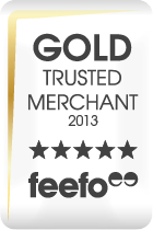 Gold Trusted Merchant 2013